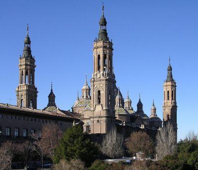 Sanktuarium Matki Bożej z Pilar w Saragossie