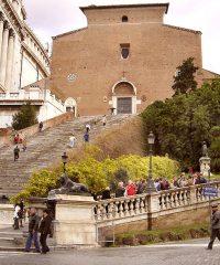 Bazylika Matki Bożej Ołtarza Niebiańskiego w Rzymie