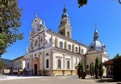 Narodowe Sanktuarium Maryi wspomożycielki chrześcijan w Brezje