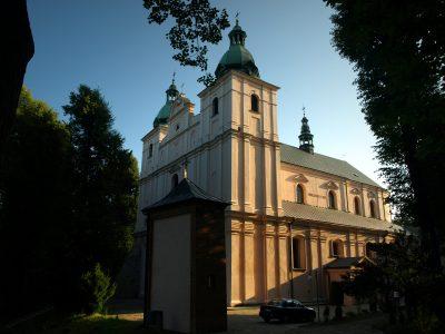 Sanktuarium Matki Boskiej w Borku Starym