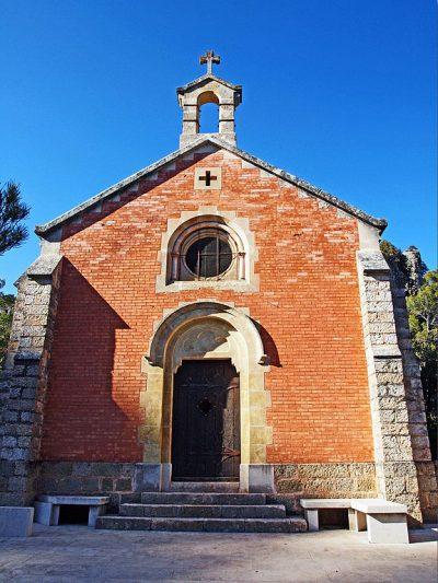 Sanktuarium Matki Bożej Łaskawej w Cotignac