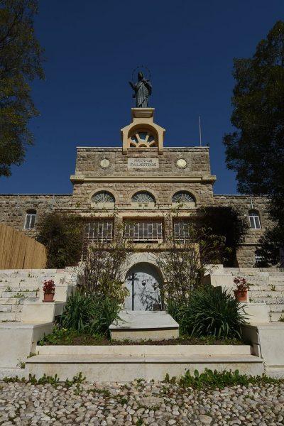 Sanktuarium Królowej Palestyny w Deir Rafat