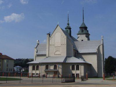 Sanktuarium Matki Bożej Szkaplerznej w Dobrej
