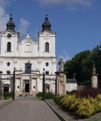 Sanktuarium św. Jana z Dukli