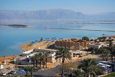 En Bokek – kurort i uzdrowisko na południowo-zachodnim brzegu Morza Martwego