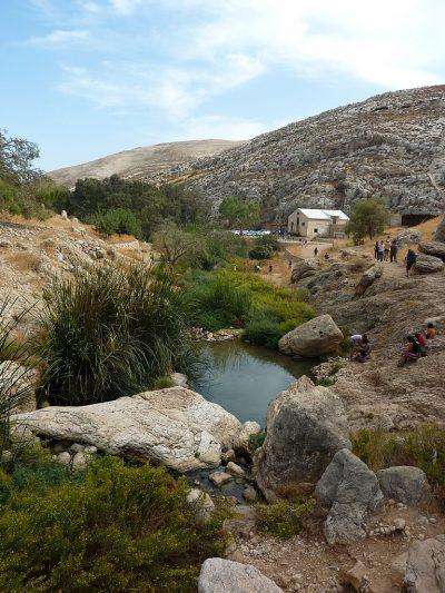 Wąwóz Wadi al-Qelt