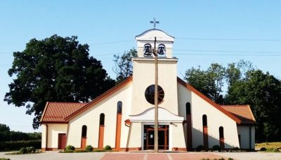 Sanktuarium MB Fatimskiej i św. Jana Pawła II w Elblągu