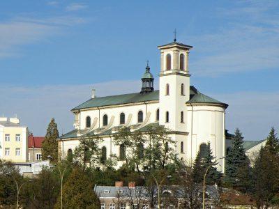 Sanktuarium Pana Jezusa Ubiczowanego w Gorlicach