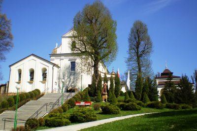 Sanktuarium Matki Bożej Hyżneńskiej