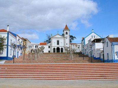 Sanktuarium Nossa Senhora da Atalaia, Matki Boskiej Strzegącej