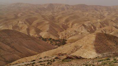 Wadi Qelt, Palestyna