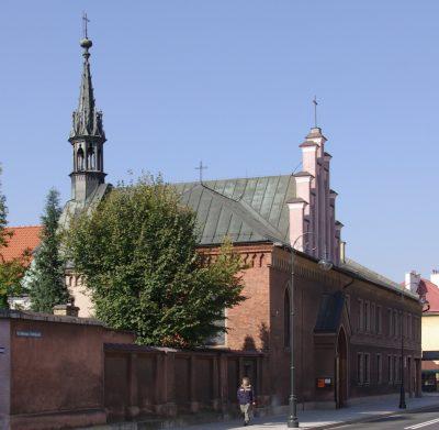 Sanktuarium Wieczystej Adoracji Najświętszego Sakramentu w Kętach