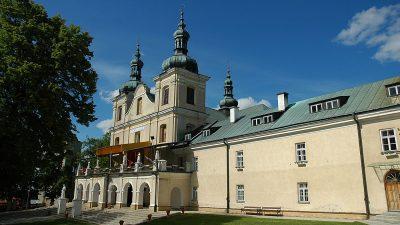 Sanktuarium Męki Pańskiej i Matki Bożej Kalwaryjskiej w Kalwarii Pacławskiej