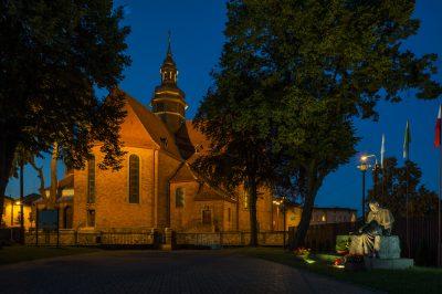 Sanktuarium Matki Boskiej Bolesnej w Kościerzynie