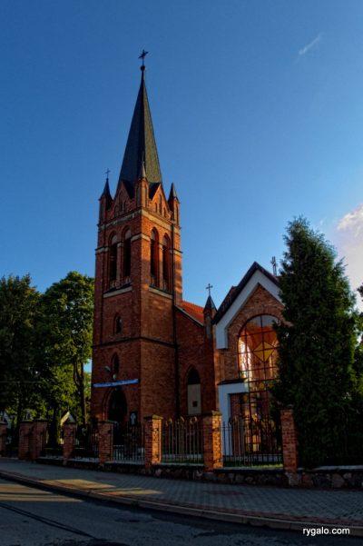 Sanktuarium Krzyża Świętego w Olecku