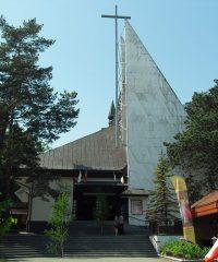 Sanktuarium Miłosierdzia Bożego w Gdańsku