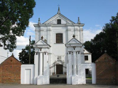 Sanktuarium św. Antoniego Padewskiego w Boćkach