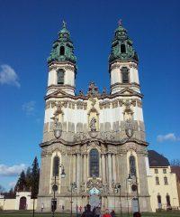 Sanktuarium Matki Bożej Łaskawej w Krzeszowie