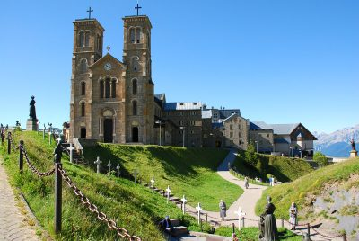 Sanktuarium Matki Bożej Płaczącej z La Salette