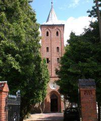 Sanktuarium Matki Bożej Pocieszenia w Lubiszewie