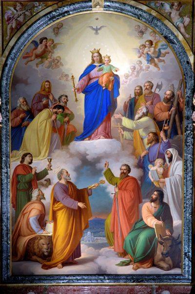 Obraz Matki Bożej Wspomożycielki Wiernych