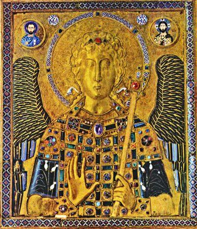 Obraz św. Michała Archanioła