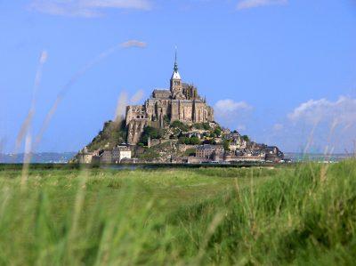 Sanktuarium św. Michała Archanioła w Mont Saint-Michel