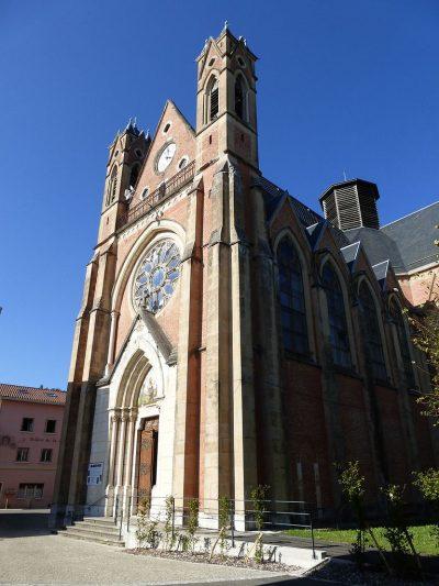 Bazylika Notre Dame de l'Osier