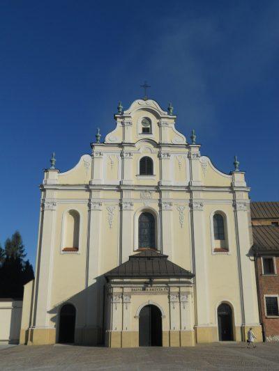 Sanktuarium Krzyża Świętego w Krakowie-Mogile