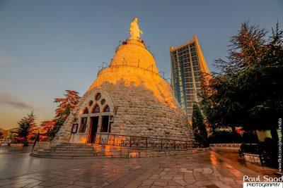 Sanktuarium Matki Bożej Królowej Libanu w Harisa