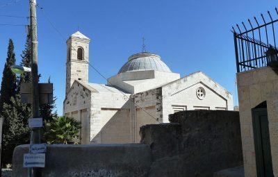 Kościół św. Łazarza w Betanii