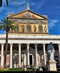 Bazylika większa św. Pawła za Murami w Rzymie