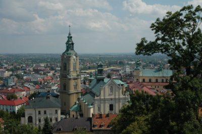 Sanktuarium MB Jackowej – Bazylika Archikatedralna w Przemyślu