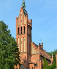 Sanktuarium Świętej Rodziny w Ryjewie