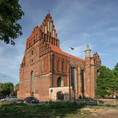 Sanktuarium Matki Bożej Łaskawej w Gdańsku