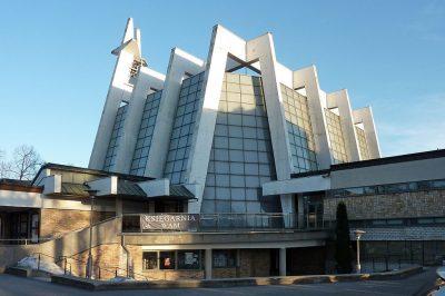 Sanktuarium Narodowe Świętego św. Andrzeja Boboli w Warszawie
