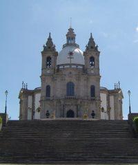 Sanktuarium Maryjne Sameiro w Bradze