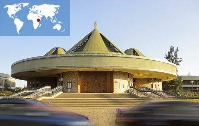 Sanktuarium Matki Bożej Wspomożenia Wiernych Nairobi – Kenia