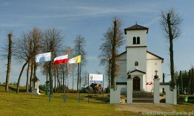 Sanktuarium Matki Boskiej Bolesnej w Świętej Wodzie – Wasilków