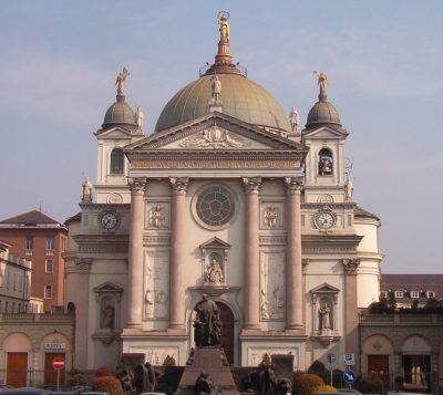 Sanktuarium Maryi Wspomożycielki Wiernych w Turynie