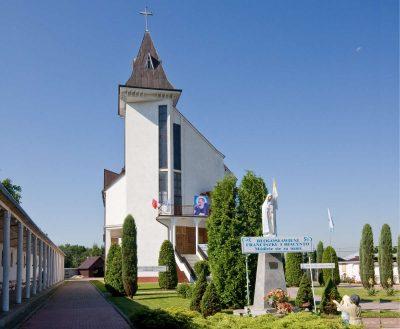 Sanktuarium św. Ojca Pio w Terliczce