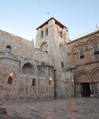 Kalwaria i Grób Boży w Jerozolimie