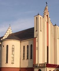 Sanktuarium MB Saletyńskiej Pojednawczyni Grzeszników w Dębowcu