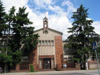 Sanktuarium św. Urszuli Ledóchowskiej – Pniewy