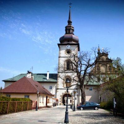 Sanktuarium św. Kingi w Starym Sączu