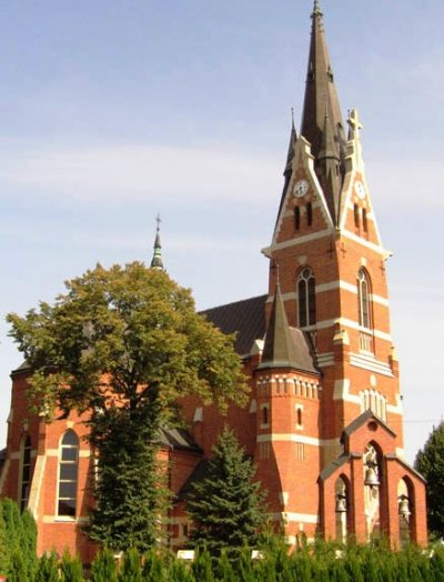 Sanktuarium Św. Rocha w Rzeszowie-Słocinie