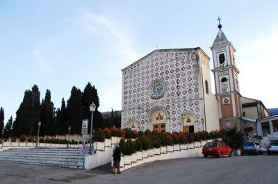 Sanktuarium Świętego Oblicza w Manoppello