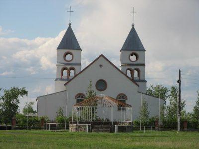 Narodowe Sanktuarium Matki Bożej Królowej Pokoju w Oziornoje