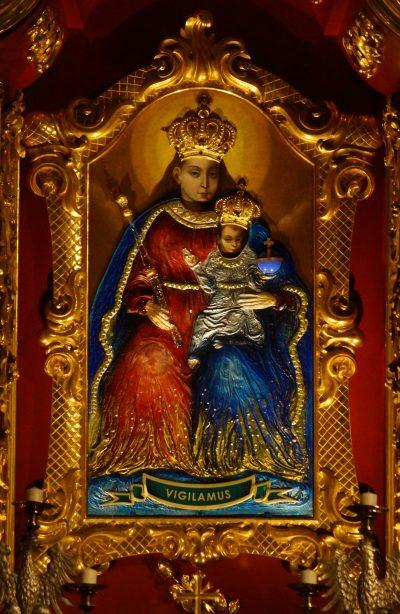 Cudowny Obraz Matki Bożej Kalwaryjskiej