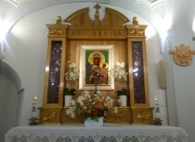Kaplica Matki Boskiej Częstpchowskiej